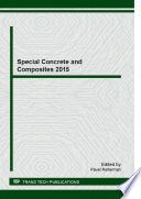 Special Concrete and Composites 2015