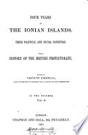 Four years in the Ionian islands [by F. Whittingham] ed. by visct. Kirkwall