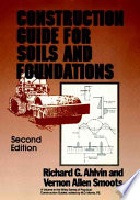 Construction Guide for Soils and Foundations