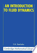 An Introduction to Fluid Dynamics Book