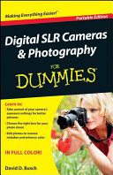 Digital Slr Cameras And Photography For Dummies Portable Edition