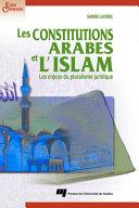 Pdf Les constitutions arabes et l'Islam Telecharger