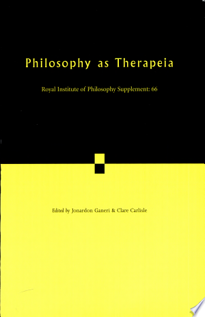 Philosophy+as+Therapeia%3A