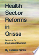 Health Sector Reforms In Orissa