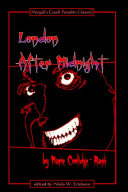 London After Midnight   Paperback Ed