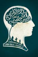 Psychology for Social Work