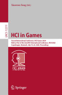 HCI in Games