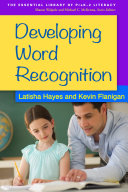 Developing Word Recognition Pdf/ePub eBook