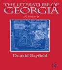The Literature of Georgia