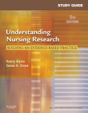 Study Guide for Understanding Nursing Research -