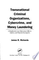 Transnational Criminal Organizations Cybercrime And Money Laundering Book