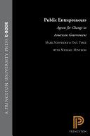 Public Entrepreneurs