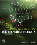 Green Sources in Eco Nanotechnology