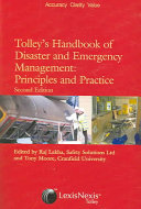 Tolley s Handbook of Disaster and Emergency Management