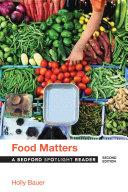 Food Matters PDF
