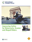 ITF Research Reports Improving Safety for Motorcycle, Scooter and Moped Riders [Pdf/ePub] eBook