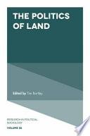 The Politics of Land Book