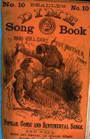 Beadle's Dime-song-book
