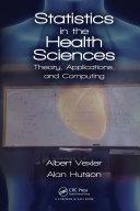 Statistics in the Health Sciences [Pdf/ePub] eBook