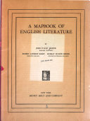 A Mapbook of English Literature