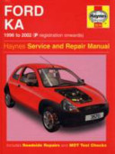 Ford Ka Service and Repair Manual