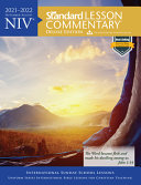 Niv(r) Standard Lesson Commentary(r) Deluxe Edition 2021-2022