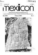 Journal of Mesoamerican Studies
