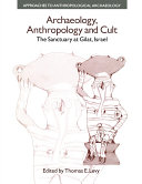 Pdf Archaeology, Anthropology and Cult Telecharger