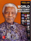 World History And Geography Modern Times Student Edition Book
