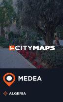 City Maps Medea Algeria