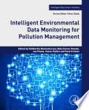 Intelligent Environmental Data Monitoring for Pollution Management