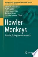 Howler Monkeys Book