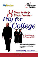 8 Steps to Help Black Families Pay for College