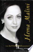 """Hema Malini: The Authorized Biography"" by Bhawana Somaaya, Gulzar"