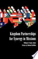 Kingdom Partnerships For Synergy In Missions