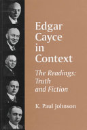 Edgar Cayce in Context