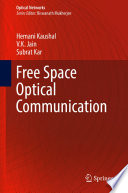 Free Space Optical Communication Book PDF