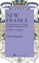 New France 1701-1744