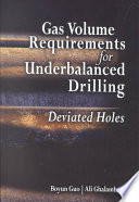Gas Volume Requirements for Underbalanced Drilling