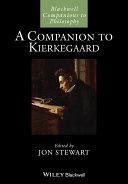 A Companion to Kierkegaard
