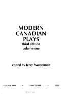 Modern Canadian Plays