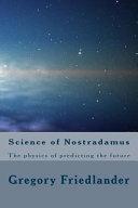 Science of Nostradamus Book PDF