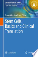 Stem Cells Basics And Clinical Translation Book PDF