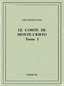 Pdf Le comte de Monte-Cristo I Telecharger