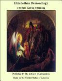 Pdf Elizabethan Demonology Telecharger