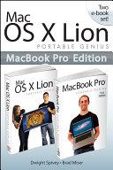 Mac OS X Lion Portable Genius Bundle  Two e Book Set