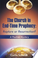 The Church in End Time Prophecy Book