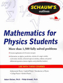 Cover of Schaum's Outline of Mathematics for Physics Students