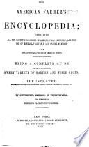 The American Farmer s Encyclopedia Book