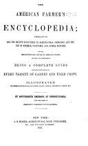 The American Farmer's Encyclopedia